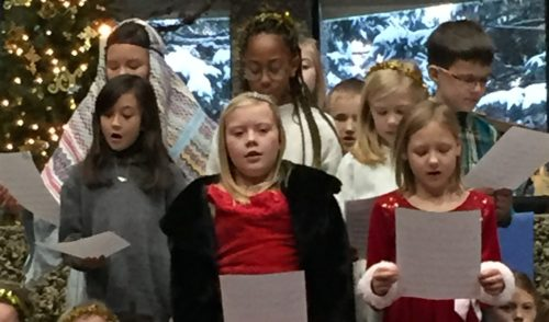 WWJD Choir (2nd – 5th Grade)