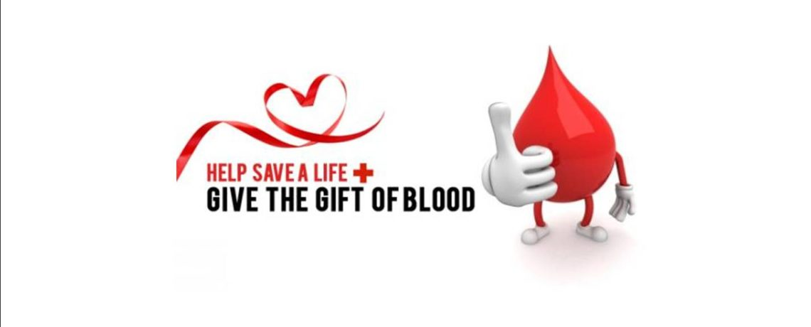 Blood Drive – Tuesday, October 16th