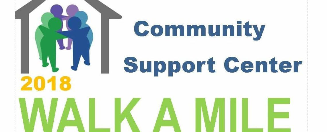 Join Us at CSC's 'Walk a Mile For Our Neighbors' July 29th