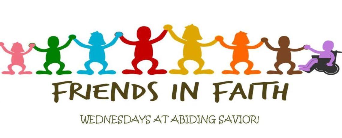 Wednesdays at Abiding Savior