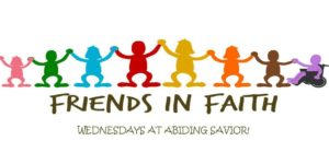 Coming this fall:  Wednesdays at Abiding Savior