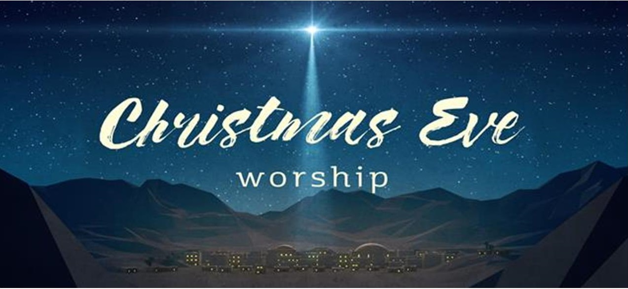 Join us for Christmas Eve worship
