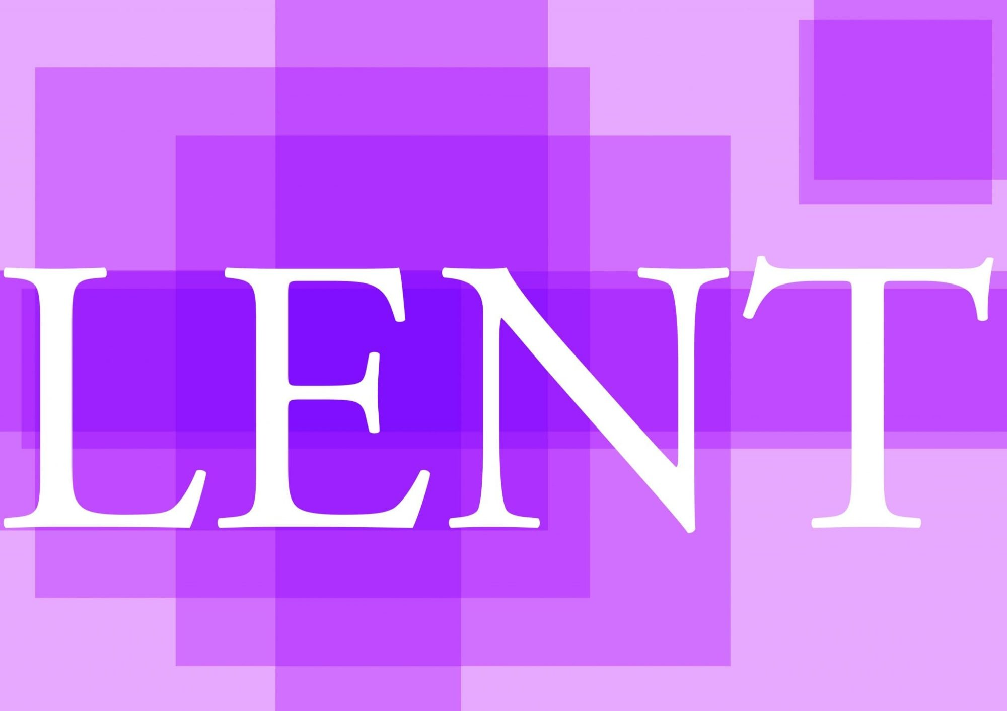 Lent 2020:  Go and Do Likewise!