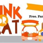 Trunk or Treat – Saturday, October 31st