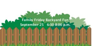 You're invited to an evening of fun this Friday!