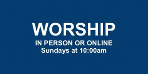 Sign up for in-person worship