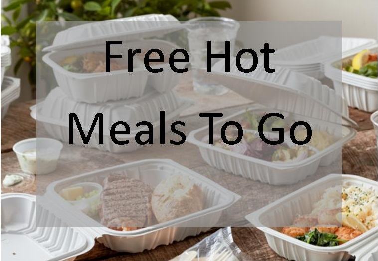 Sign up for Community Meals To Go