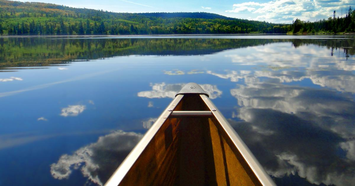 Boundary Waters canoe trip – July 27th thru August 1st