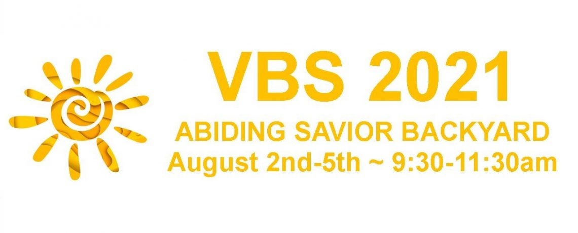 """Register for VBS and take a """"Wild Walk""""!"""